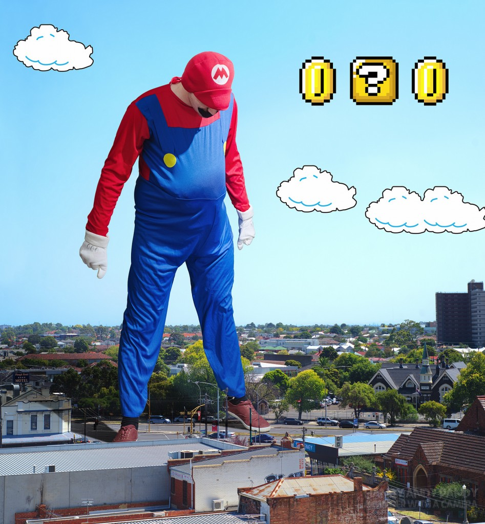 Super Mario Conquers the World