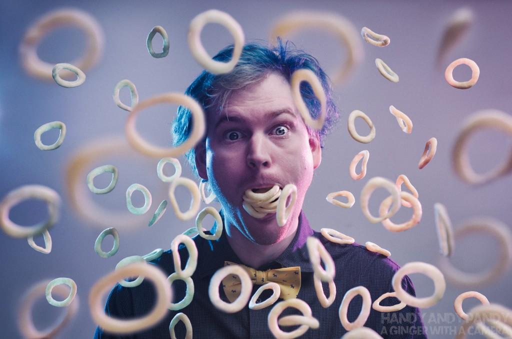 Three Hundred Onion Rings
