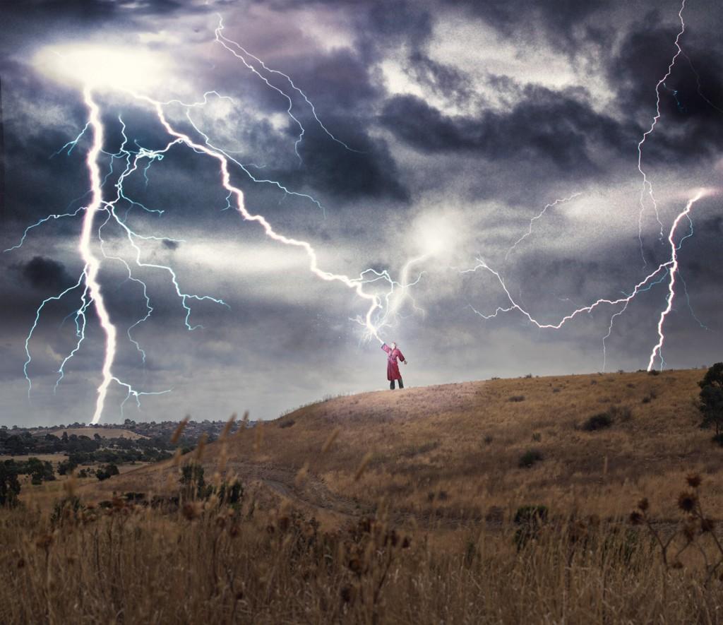 Lightning Hill